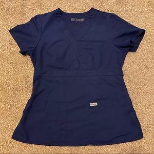 Grey's Anatomy by Barco scrub top